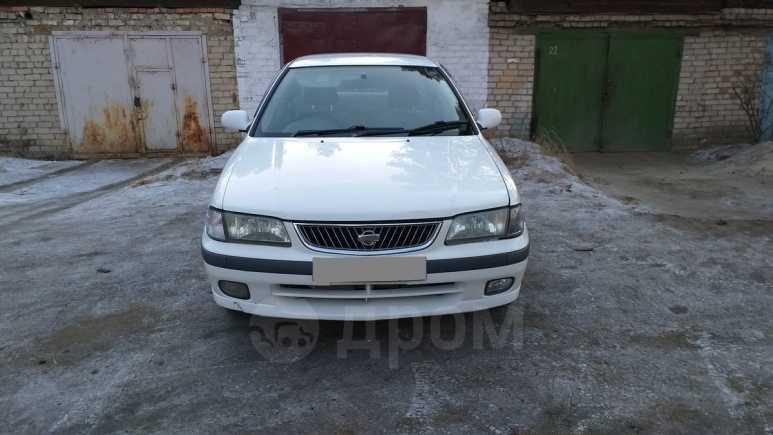 Nissan Sunny, 2001 год, 158 000 руб.