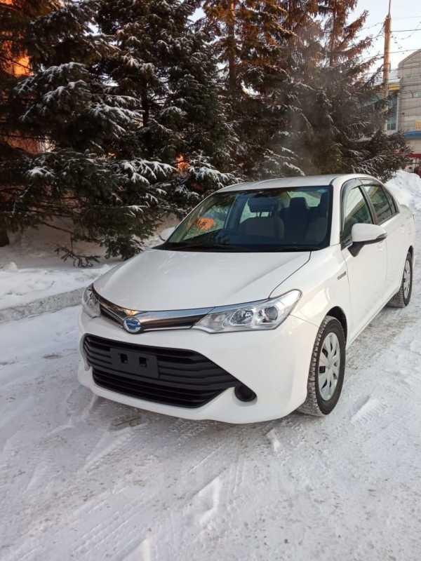 Toyota Corolla Axio, 2015 год, 785 000 руб.