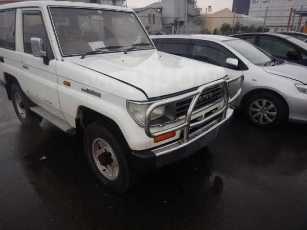 Toyota Land Cruiser Prado, 1992 год, 540 000 руб.