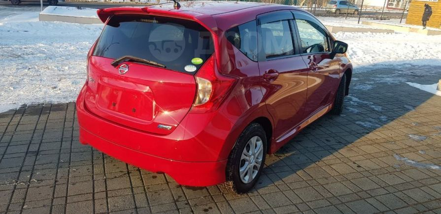 Nissan Note, 2015 год, 575 000 руб.