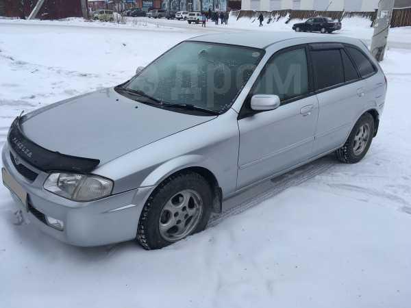 Mazda Familia, 2000 год, 220 000 руб.