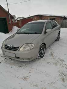 Туймазы Corolla 2001