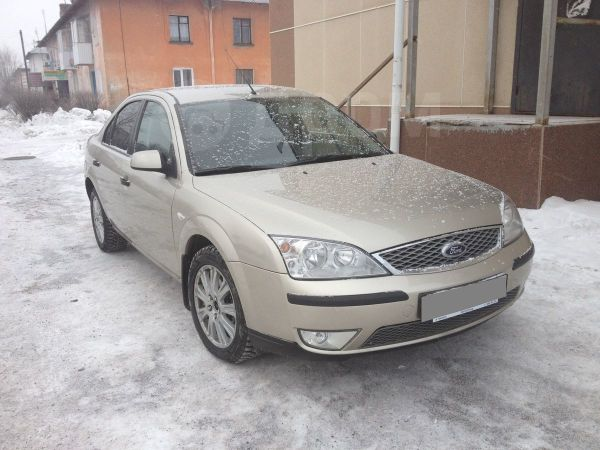 Ford Mondeo, 2005 год, 260 000 руб.