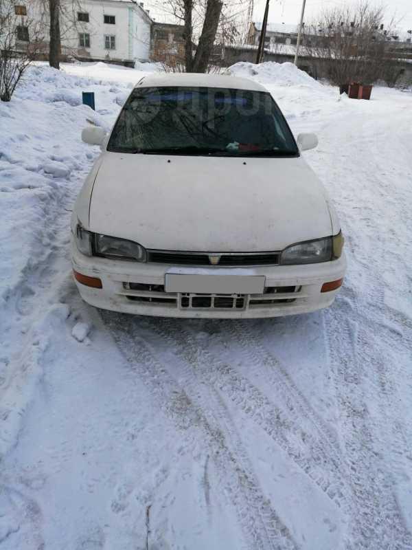 Toyota Sprinter, 1991 год, 85 000 руб.