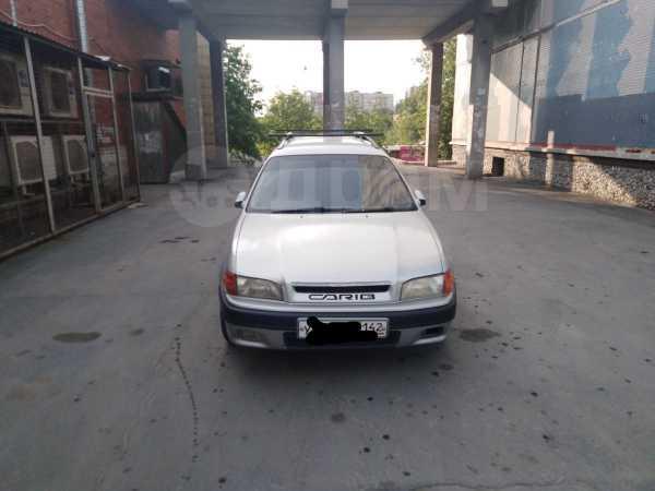 Toyota Sprinter Carib, 1996 год, 195 000 руб.