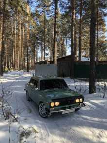 Иркутск Лада 2106 1989