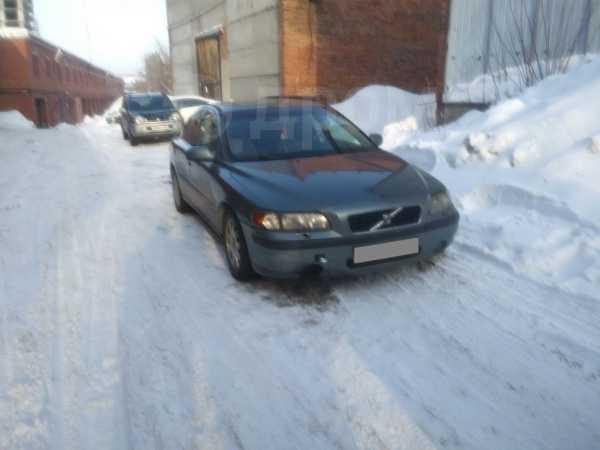 Volvo S60, 2000 год, 170 000 руб.