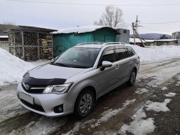 Toyota Corolla Fielder, 2012 год, 660 000 руб.
