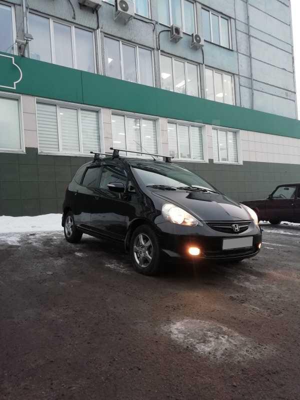 Honda Jazz, 2008 год, 385 000 руб.