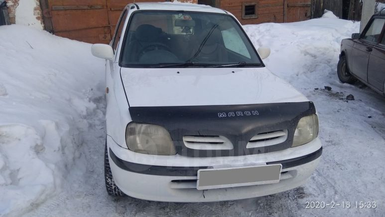 Nissan March, 1999 год, 107 000 руб.