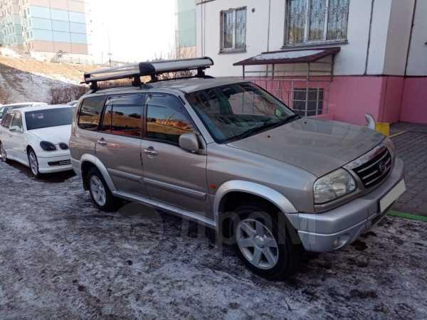 Suzuki Grand Escudo, 2001 год, 550 000 руб.