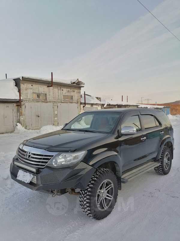 Toyota Fortuner, 2013 год, 1 585 000 руб.