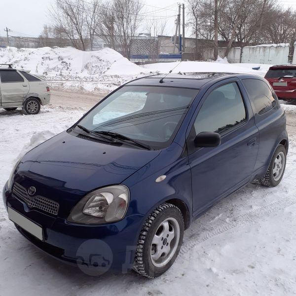 Toyota Yaris, 2001 год, 230 000 руб.