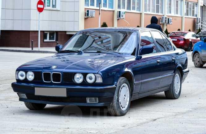 BMW 5-Series, 1989 год, 165 000 руб.