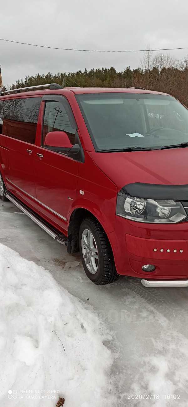 Volkswagen Caravelle, 2011 год, 1 200 000 руб.