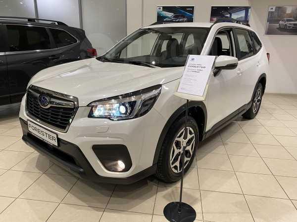 Subaru Forester, 2019 год, 2 094 900 руб.
