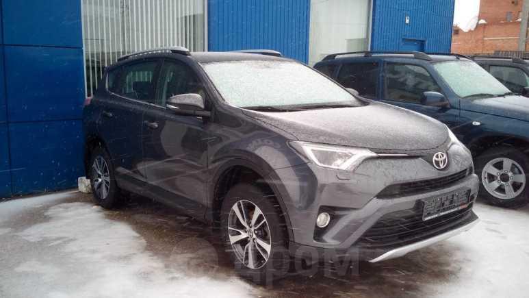 Toyota RAV4, 2016 год, 1 320 000 руб.