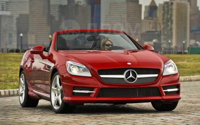 Mercedes-Benz SLK-Class, 2012 год, 2 300 000 руб.
