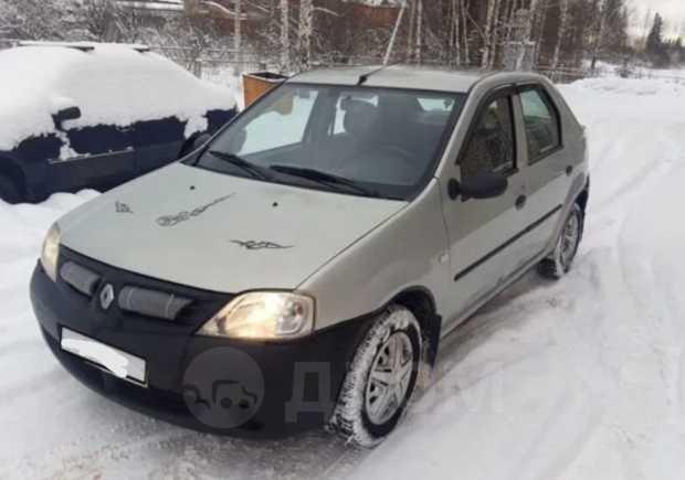 Renault Logan, 2008 год, 142 000 руб.