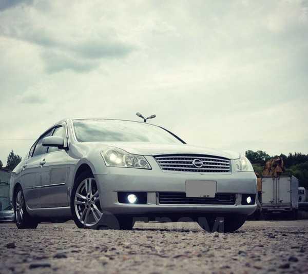 Nissan Fuga, 2006 год, 430 000 руб.