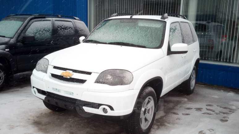 Chevrolet Niva, 2020 год, 730 000 руб.