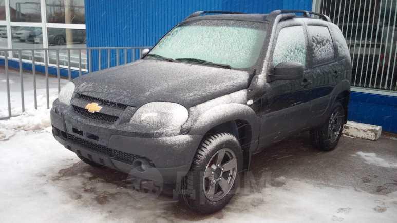 Chevrolet Niva, 2019 год, 700 000 руб.
