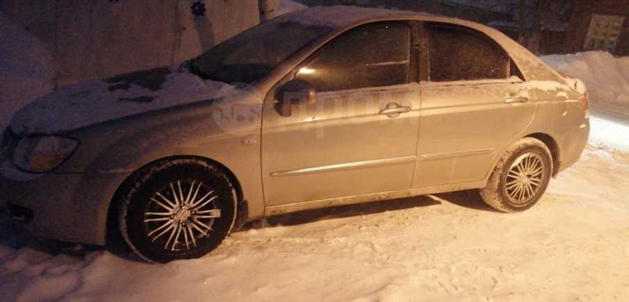 Kia Cerato, 2007 год, 199 000 руб.