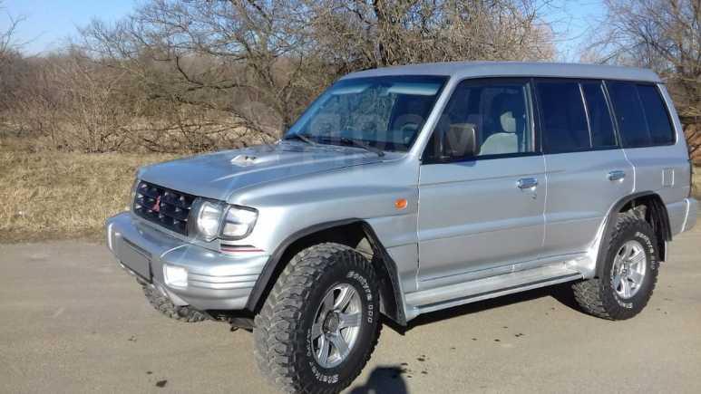 Mitsubishi Pajero, 2002 год, 527 000 руб.