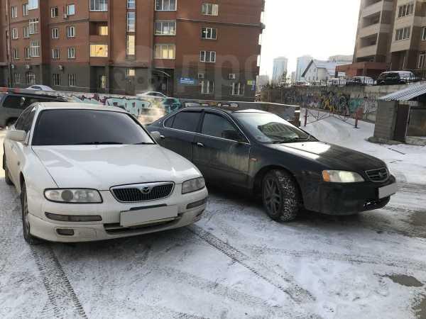 Honda Inspire, 1998 год, 210 000 руб.