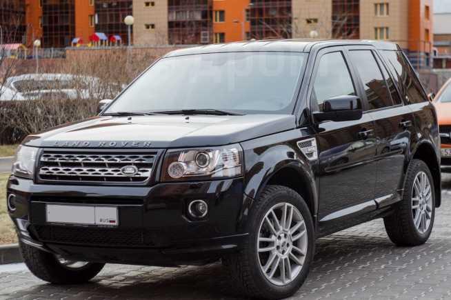 Land Rover Freelander, 2014 год, 1 200 000 руб.
