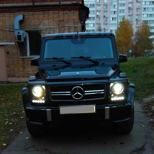 Mercedes-Benz G-Class, 2007 год, 1 990 000 руб.