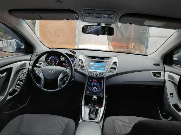 Hyundai Elantra, 2015 год, 770 000 руб.