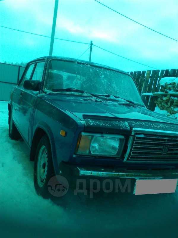Лада 2107, 2004 год, 63 000 руб.