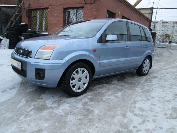 Ford Fusion, 2006 год, 297 000 руб.