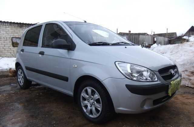 Hyundai Getz, 2006 год, 120 000 руб.