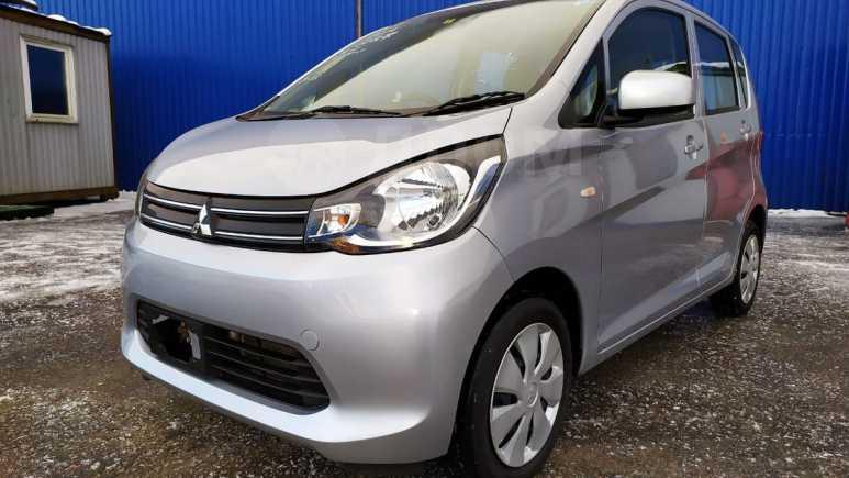Mitsubishi eK Wagon, 2015 год, 451 000 руб.
