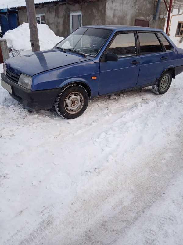 Лада 21099, 1996 год, 23 000 руб.