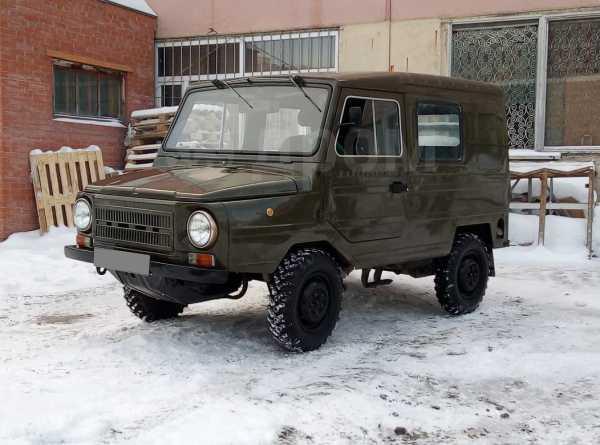 ЛуАЗ ЛуАЗ, 1988 год, 110 000 руб.
