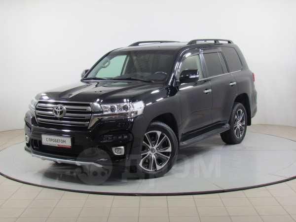 Toyota Land Cruiser, 2017 год, 3 870 000 руб.