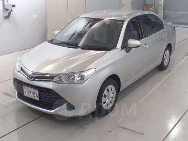 Toyota Corolla Axio, 2015 год, 790 000 руб.