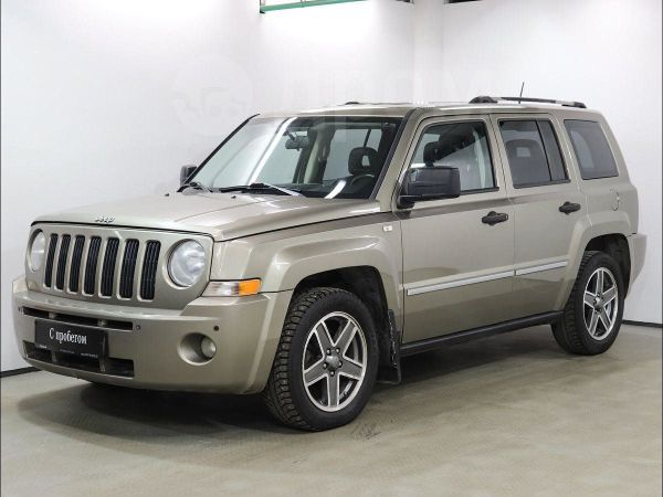 Jeep Patriot, 2008 год, 378 000 руб.