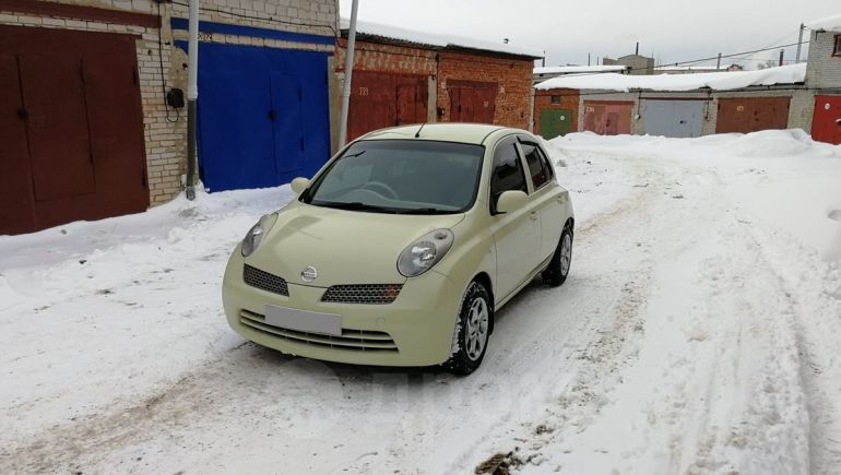 Nissan March, 2004 год, 180 000 руб.