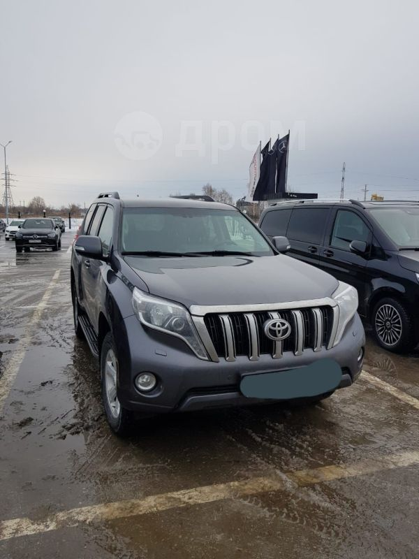 Toyota Land Cruiser Prado, 2017 год, 2 500 000 руб.