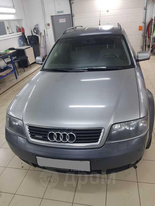 Audi A6 allroad quattro, 2001 год, 320 000 руб.