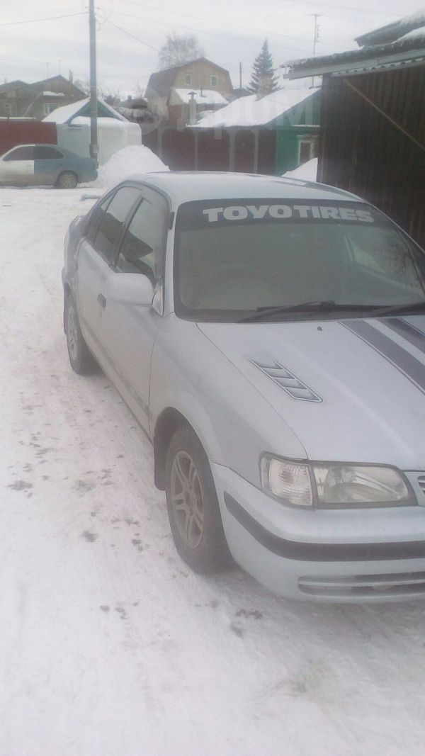 Toyota Corsa, 1998 год, 120 000 руб.