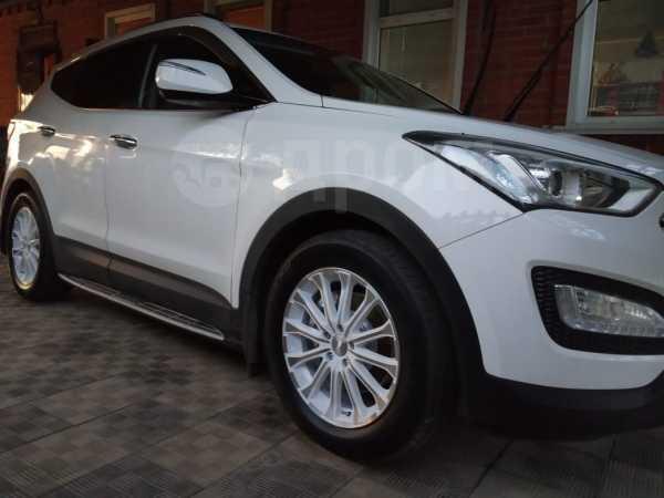 Hyundai Santa Fe, 2013 год, 1 299 999 руб.