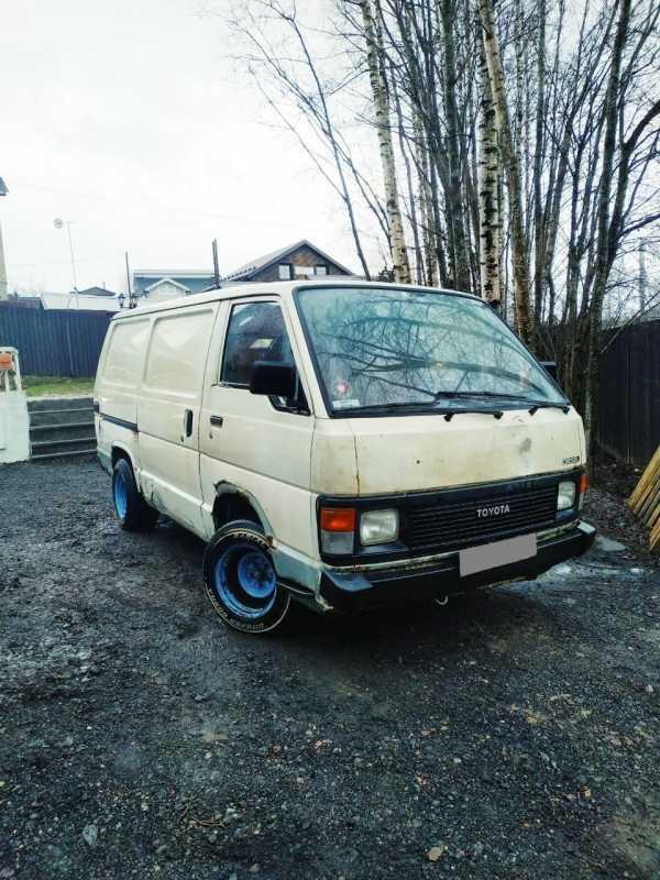 Toyota Hiace, 1989 год, 99 900 руб.