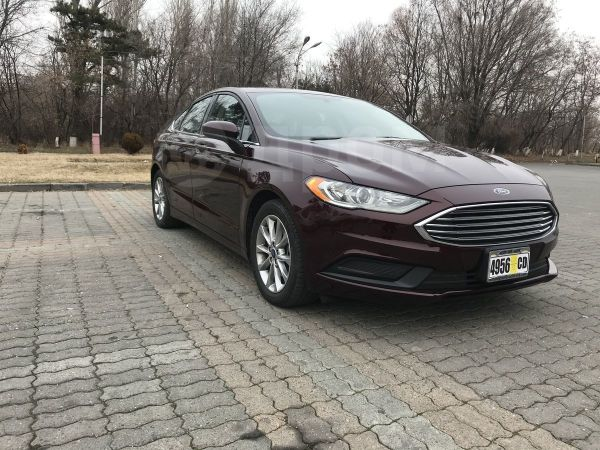 Ford Fusion, 2016 год, 890 000 руб.