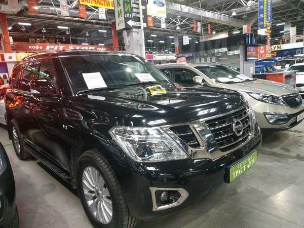 Nissan Patrol, 2015 год, 2 300 000 руб.