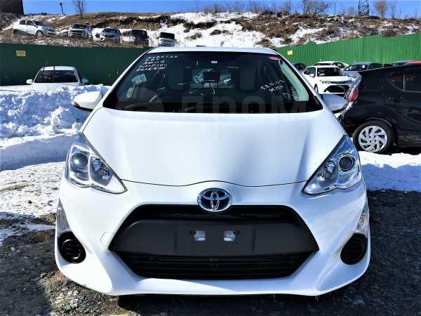 Toyota Aqua, 2015 год, 530 000 руб.